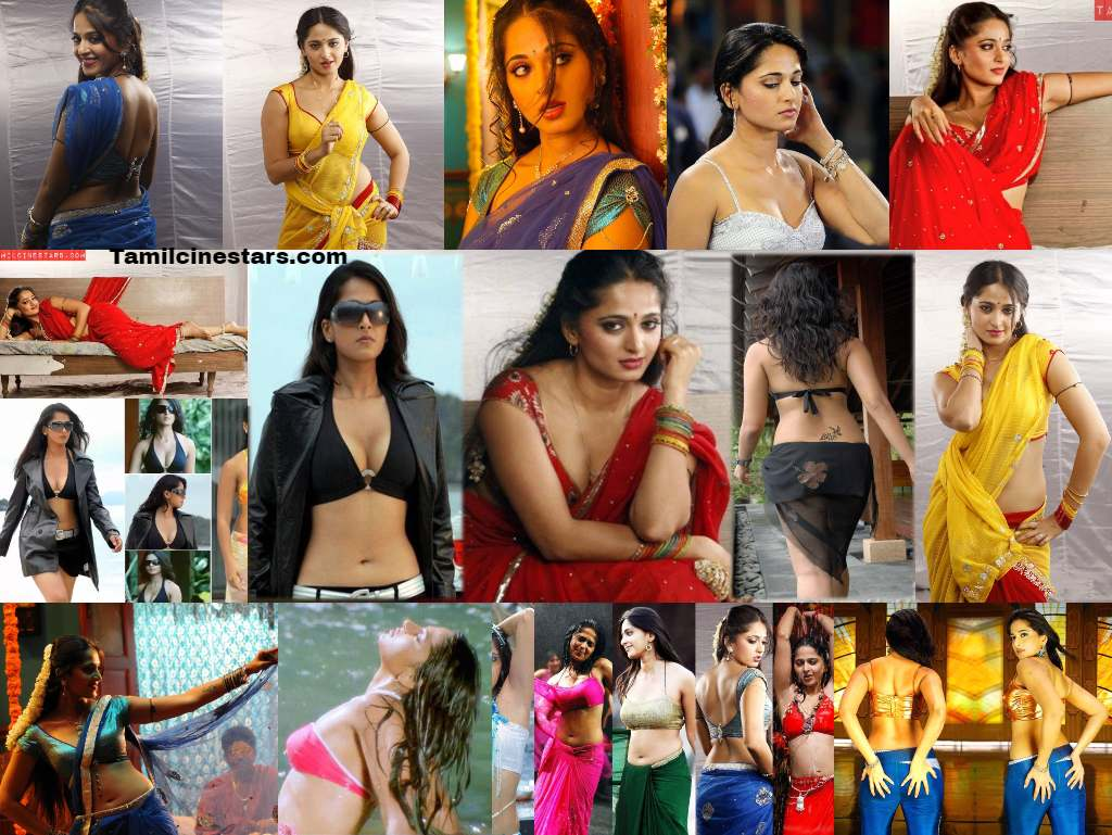 Actress Anushka Shetty biography cum body meaurements and photo gallery