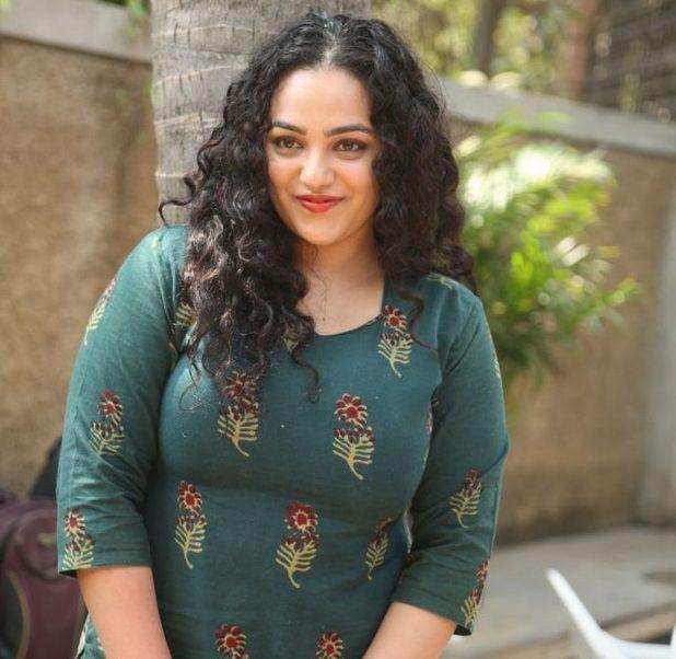 Actress Nithya menon Gallery