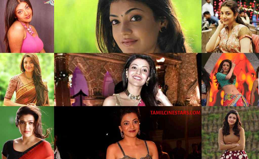 Actress Kajal Aggarwal Biography physical measurements with photo gallery
