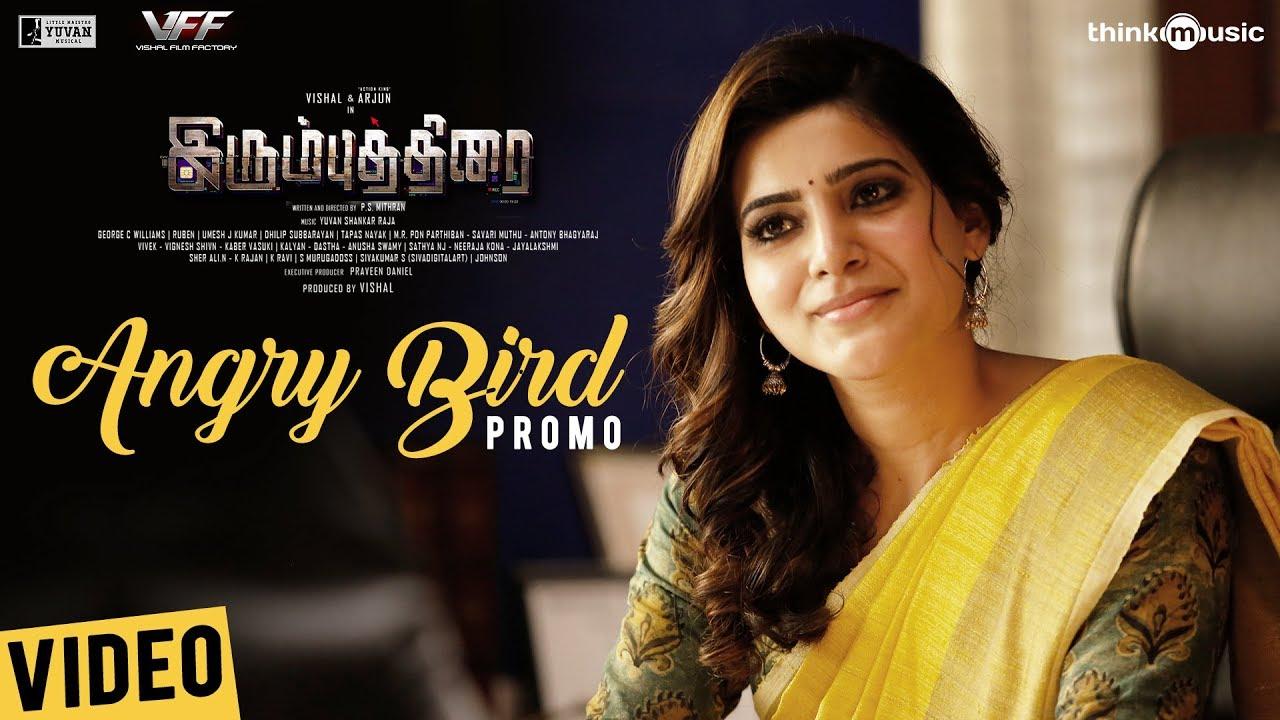 Irumbuthirai | Angry Bird Video Promo