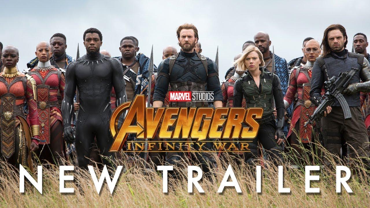 Marvel Studios Avengers: Infinity War – Official Trailer