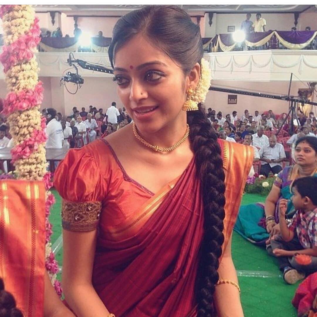 janani iyer_sexy-hot saree-beautiful curves-avan-ivan-movie-heroine-big boss fame-HD stills from function