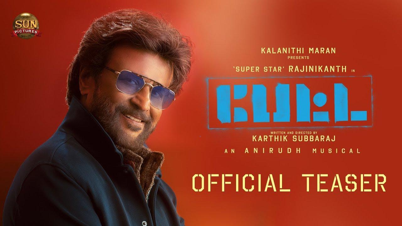 Petta – Official Teaser-Superstar Rajinikanth-Sun Pictures-Karthik Subbaraj-Anirudh