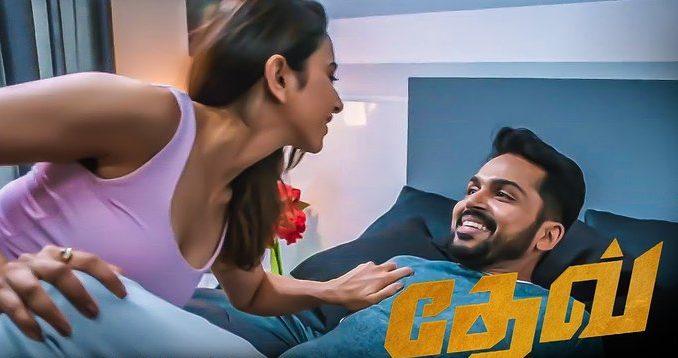 Dev Tamil Official Trailer-Karthi-Rakul Preet Singh-Harris Jayaraj-Rajath Ravishankar
