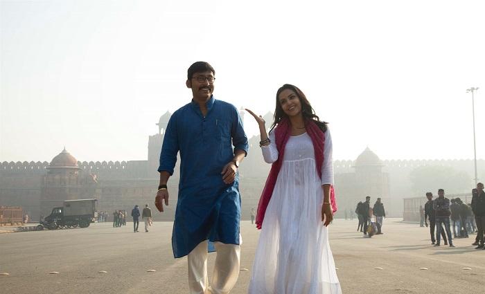RJ Balaji, Priya Anand in LKG Movie Images HD