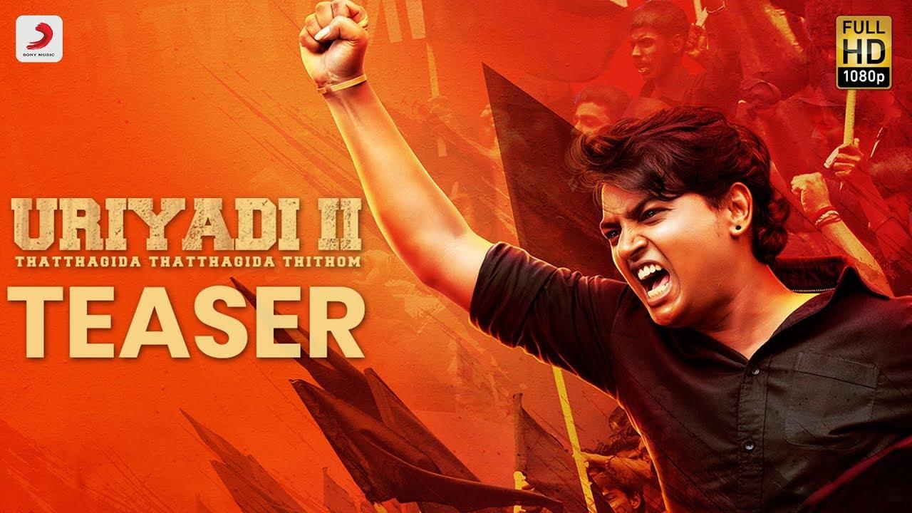 Uriyadi 2 - Official Teaser - Vijay Kumar - Suriya - Govind Vasantha