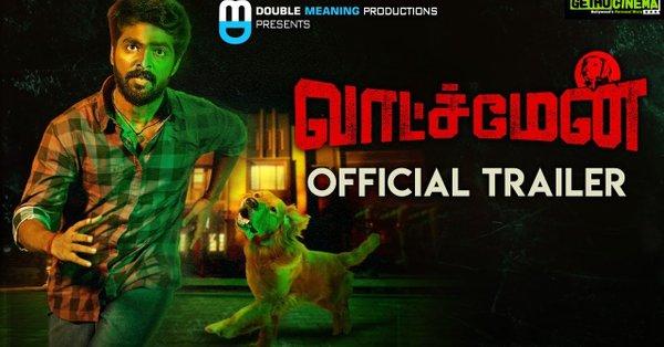 WatchmanTrailer-gvprakash-alvijay-arunmozhimanikkam-HD Trailer
