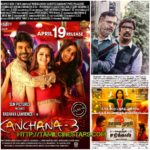 Movies Releasing on April 19th – Kanchana 3 – Vellai pookal – MehandiCircus