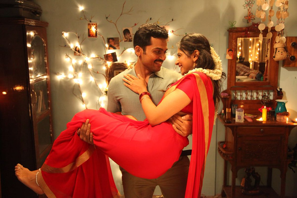Dheeran adhigaram ondru-sweet lovely cute reel pairs-Karthi-rakul preet Singh