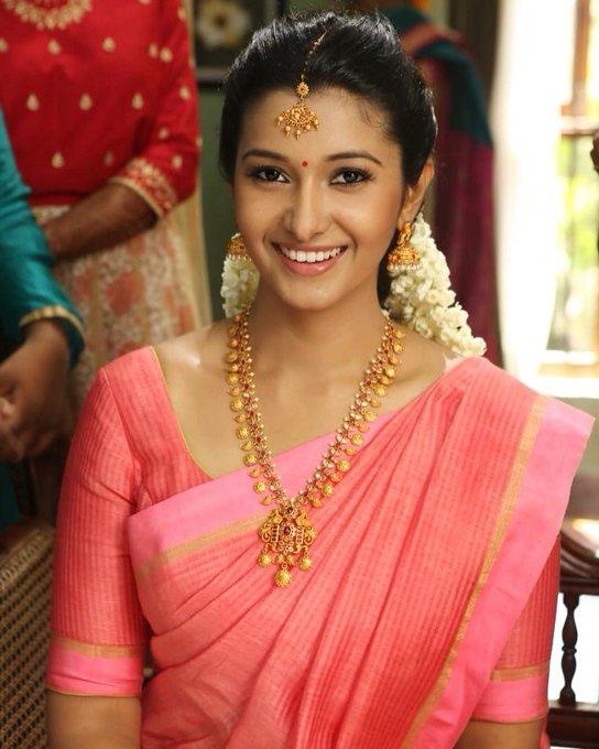 Gorgeous Beauty Priya_Bhavani_Shankar-Monster-Movie-Stills