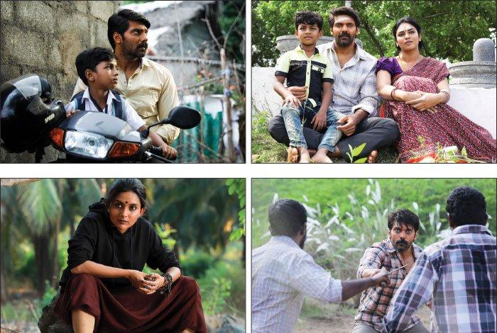 Magamuni - Official Teaser-Arya-Santhakumar-Mahima Nambiar, Indhuja-S S Thaman