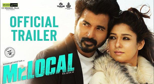 Mr.Local Official HD Trailer_Sivakarthikeyan-Nayanthara-Hiphop Tamizha-M. Rajesh
