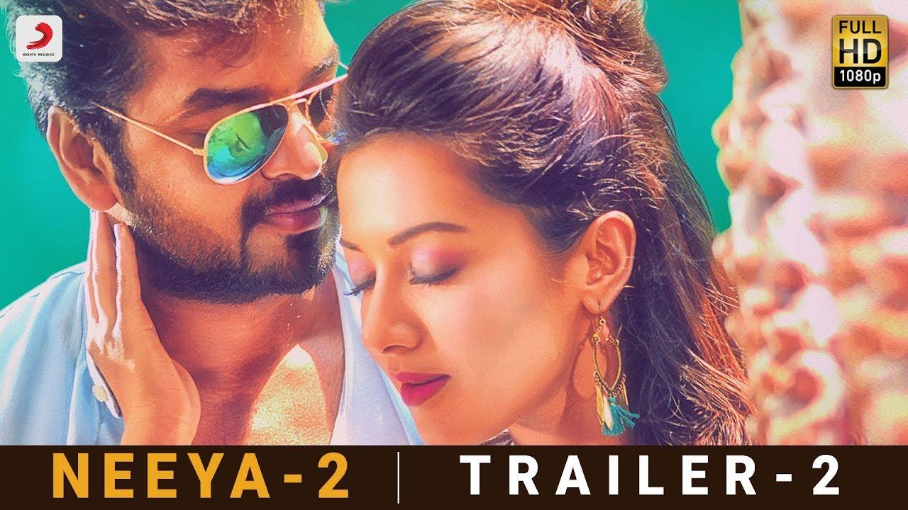 Neeya 2 - Theatrical Trailer-Jai-Raai Laxmi-Catherine Tresa-Varalaxmi Sarathkumar-Shabir