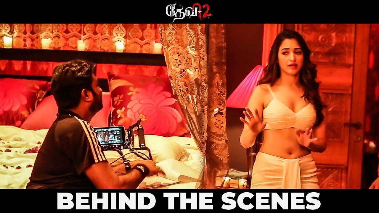 Devi 2 - Official Making video Behind the Scenes-Prabhu Deva-Tamannaah bhatia-Vijay-Sam C S