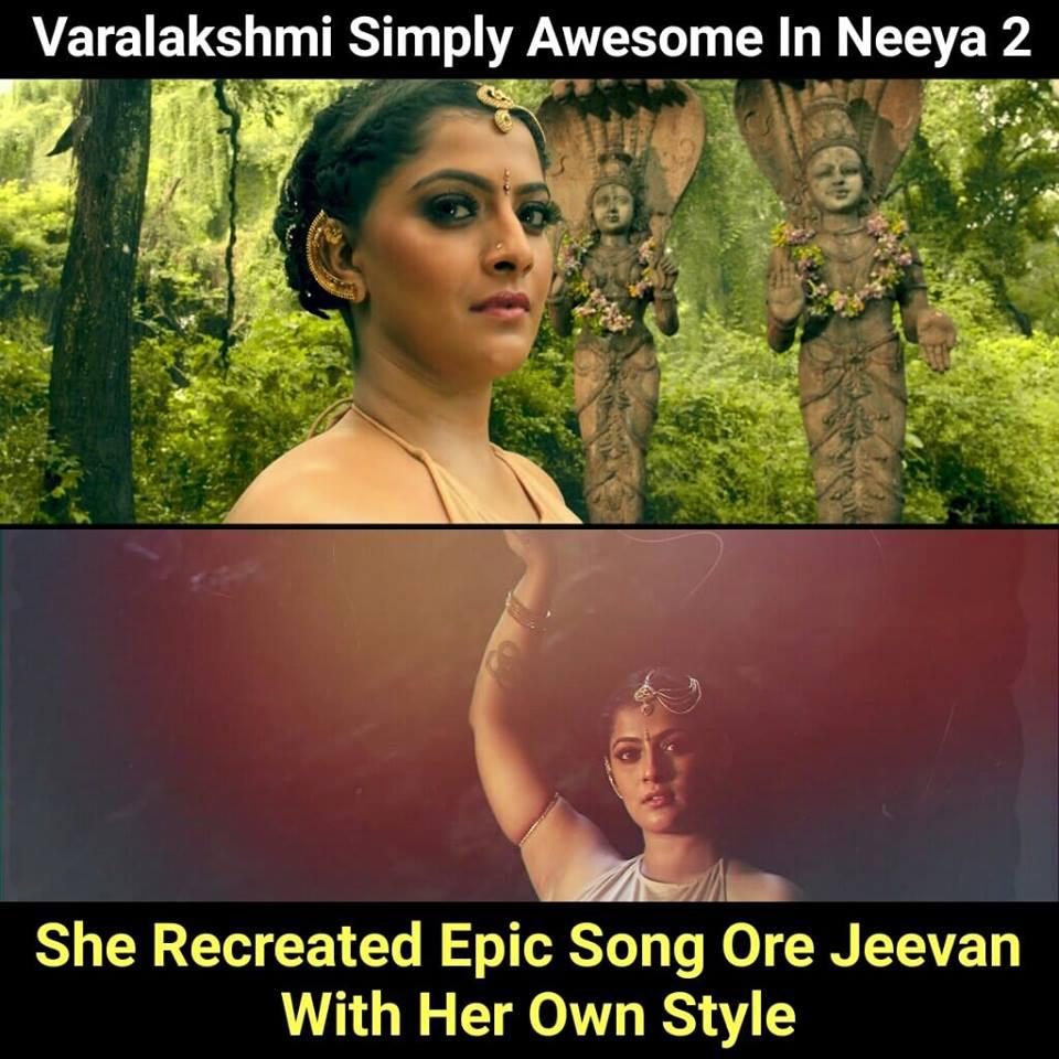 Orey Jeevan Song from Neeya 2- Raai laxmi-varalaxmi-sexy hot video song