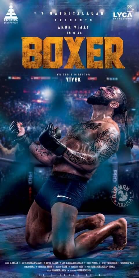 Boxer-first-look-poster-arun-vijay-rithika-singh-Vivek_Director