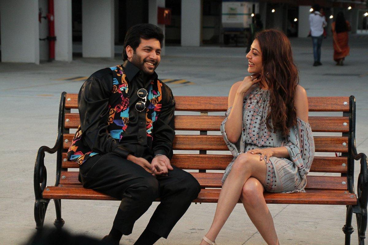 Comali-movie-stills-Jayam Ravi, Kajal Aggarwal-latest images