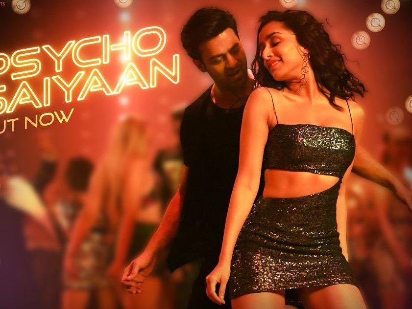 Party Anthem of the Year-Saaho-Kadhal Psycho-Tamil Video song-Prabhas-Shraddha Kapoor