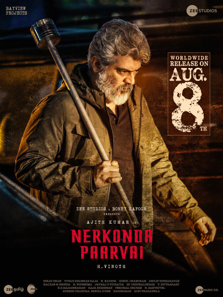 Thala-Ajith-NerKondaPaarvai-releases-on-Aug-8th-Good-date-Lot-of-holidays-in-the-days-that-follow-NerKondaPaarvaiFromAug8