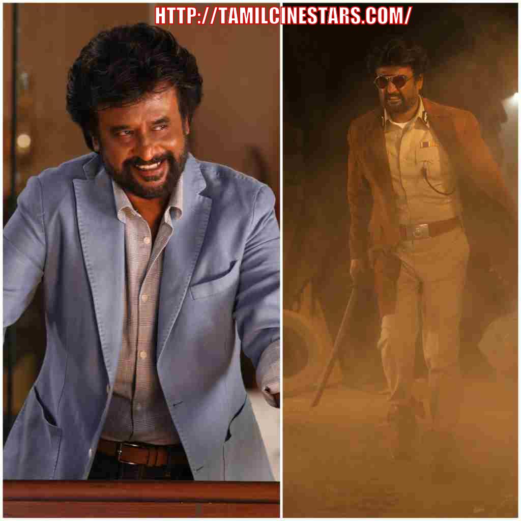 darbar movie stills of super star rajinikanth in ever handsome style tamil cine stars photo