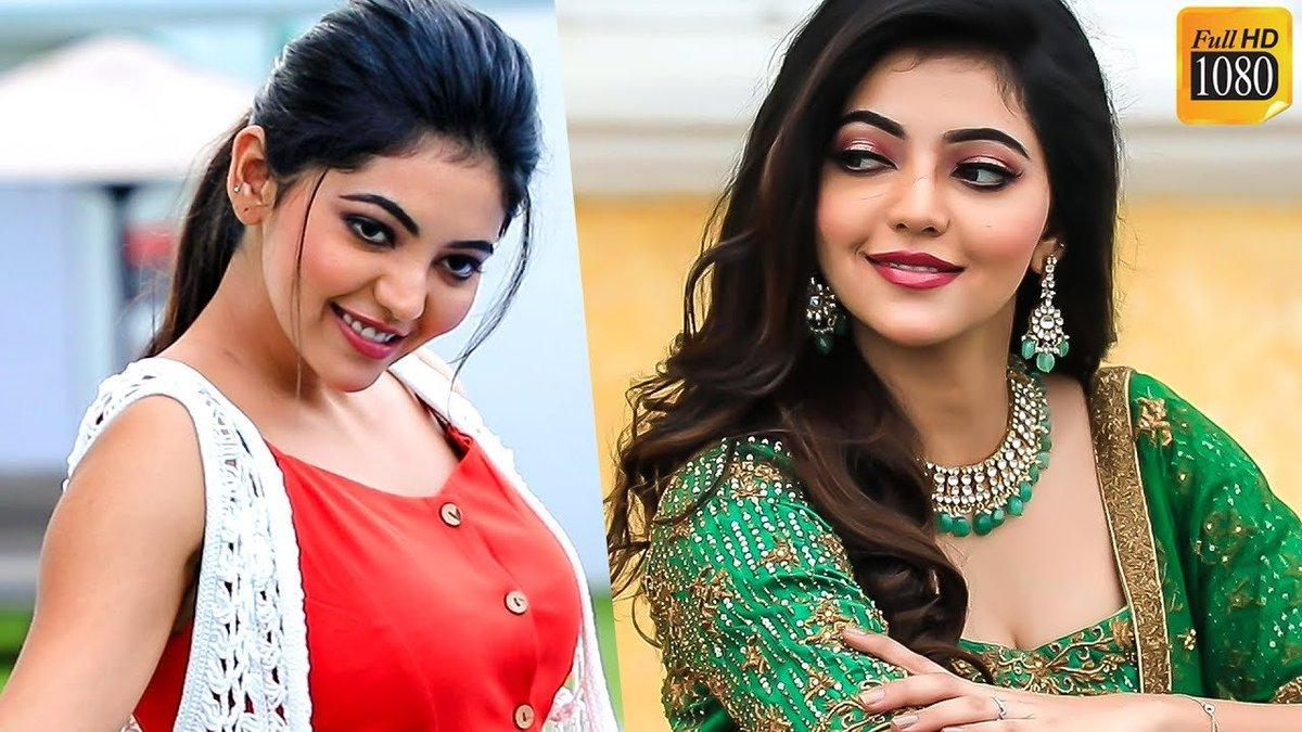 Capmaari movie fame Actress Athulya Ravi Latest HOT Sizzling Candid Video for Behindwoods