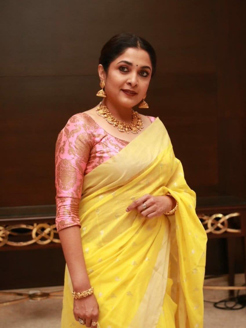 Actress Ramya Krishnan biography photos gallery
