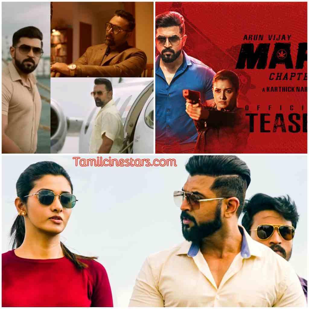 MAFIA Second Teaser Featuring Arun Vijay Prasanna Priya Bhavani Shankar directed Karthick Naren