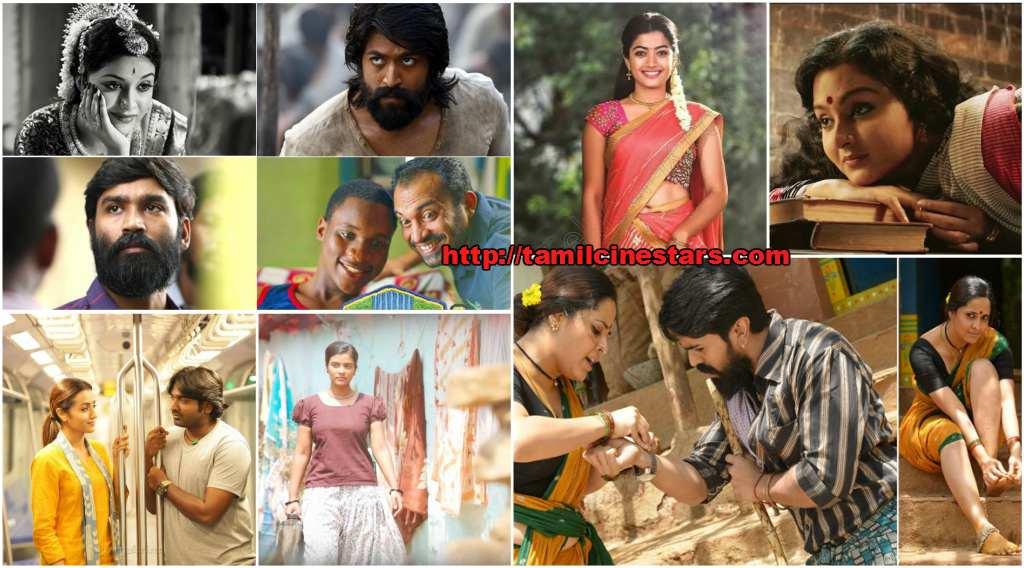 South Filmfare Awards 2019 Tamil Telugu Malayalam Kannada winners list