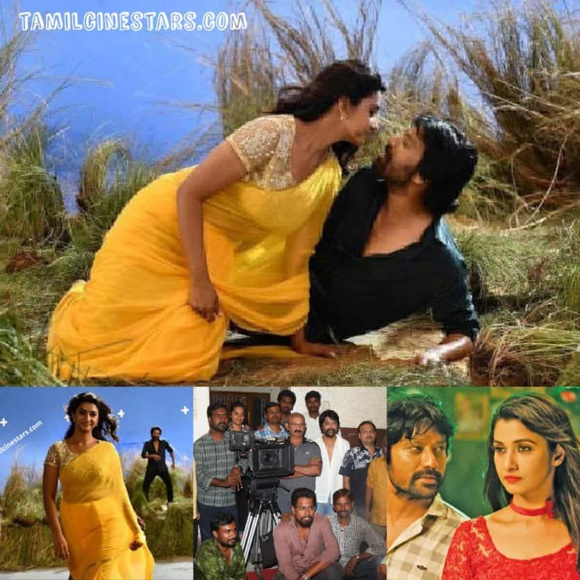 Bommai Starring SJ Suryah Priya Bhavani Shankar film shooting has been wrapped
