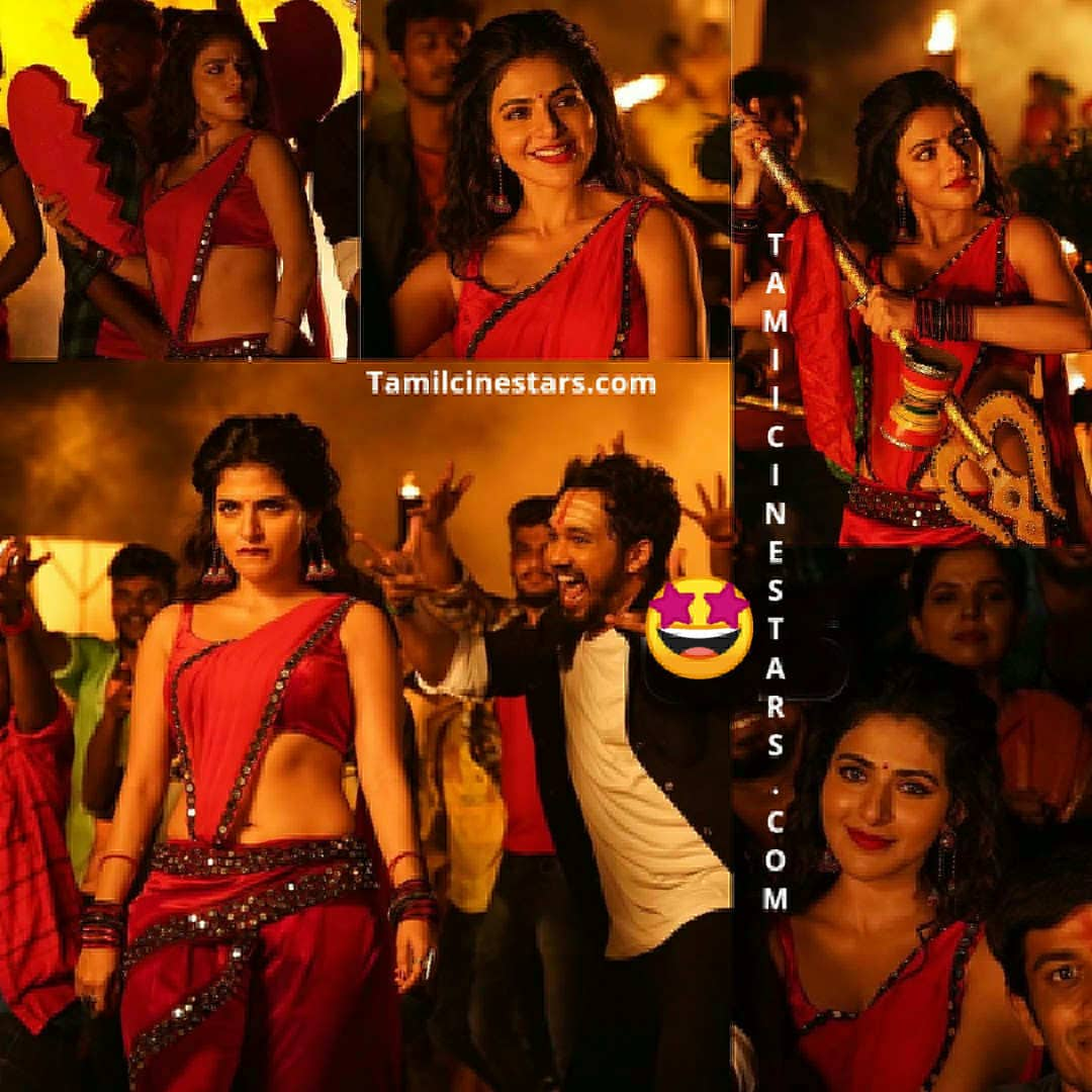 Music video and photo collage gallery of Break Up Song from NaanSirithal