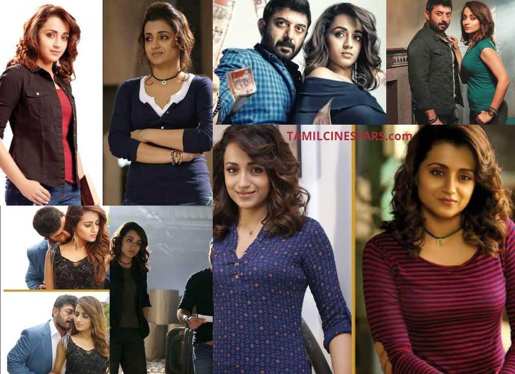 Arvind Swamy Trisha Starrer Much Awaited Sathuranga Vettai 2 will get an Amazon prime OTT release