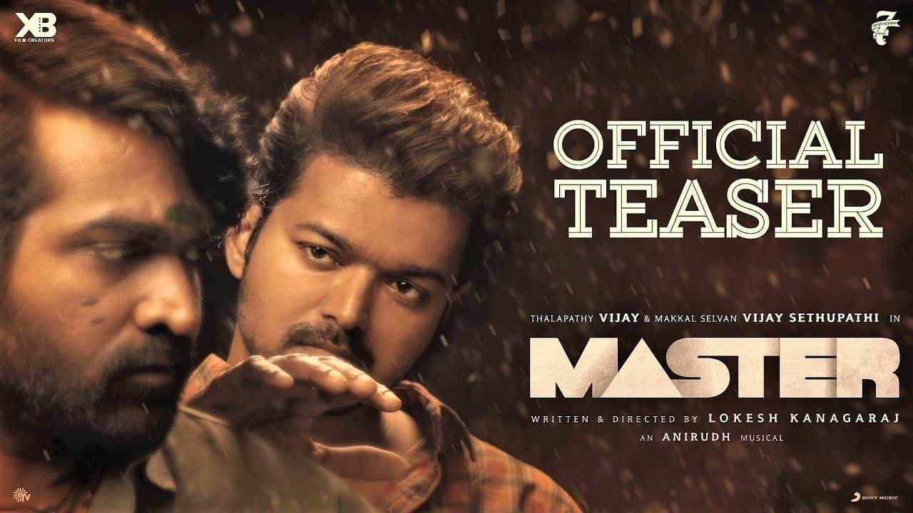 Thalapathy Vijay Lokesh Kanagaraj Master - Official Teaser & snaps
