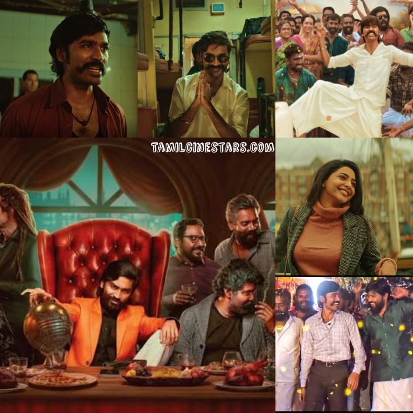 Jagame Thandhiram featuring Dhanush Aishwarya lekshmi movie teaser with snaps