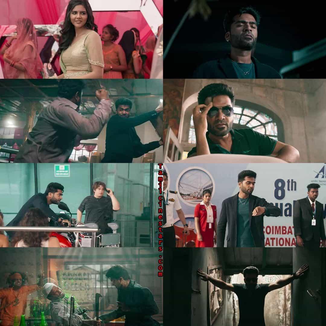 STR Venkat Prabhu Maanaadu Official Teaser Movie stills