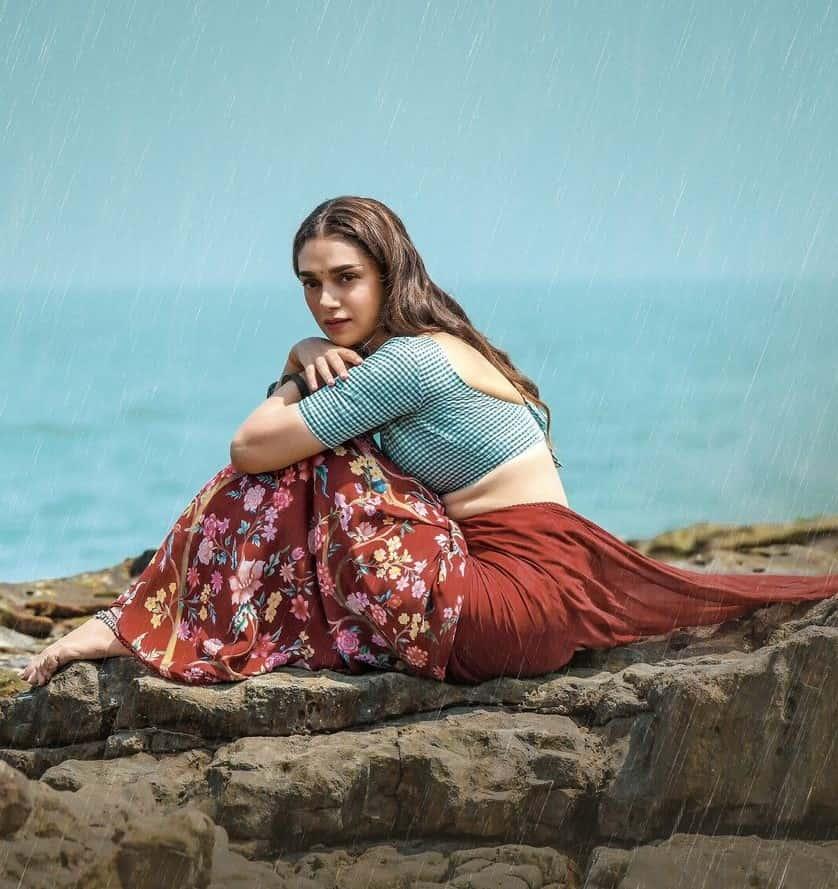 Actress Aditi Rao Hydari Biography Measurements and Photo Gallery